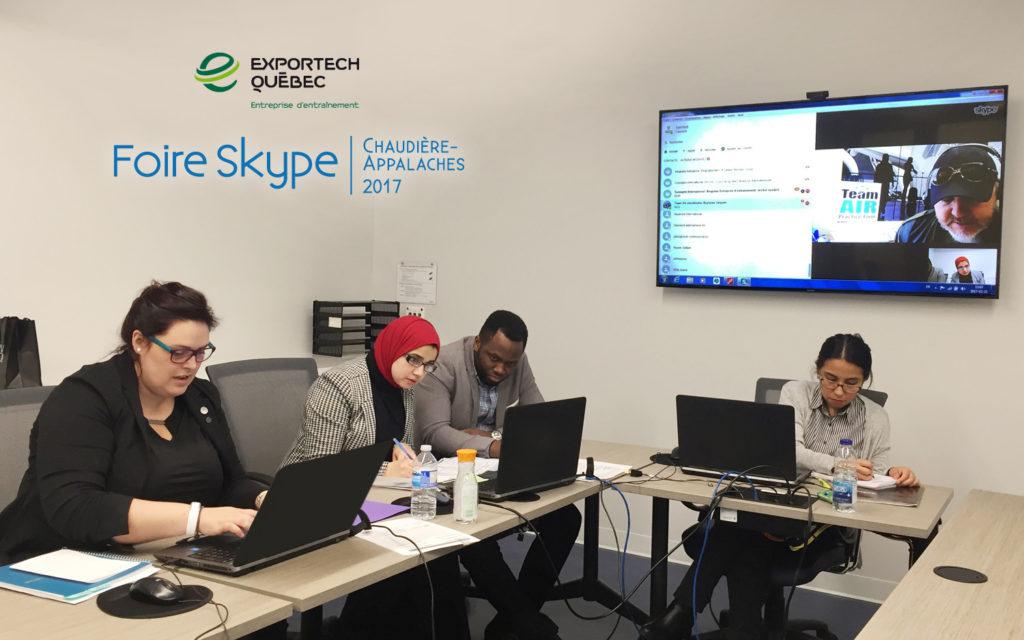 Foire Skype 2017